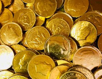 Gold Bullion & Coins